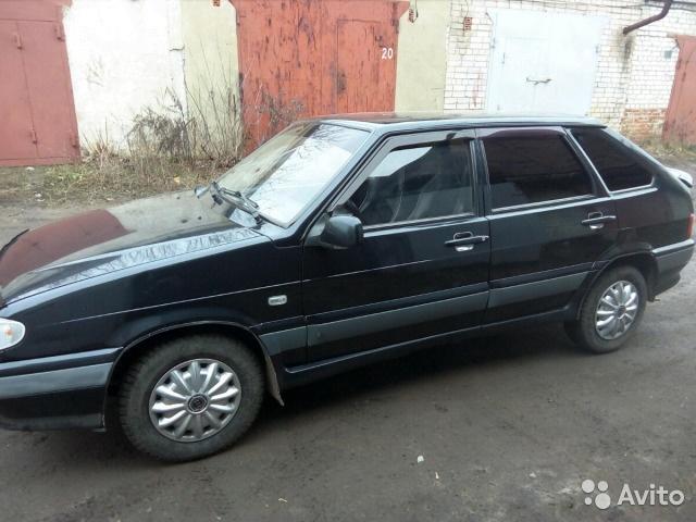 ВАЗ (LADA) 2114 Samara,  2014