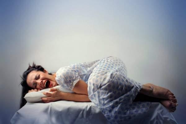Почему снятся кошмары? Основные причины и как избавится от страшных снов