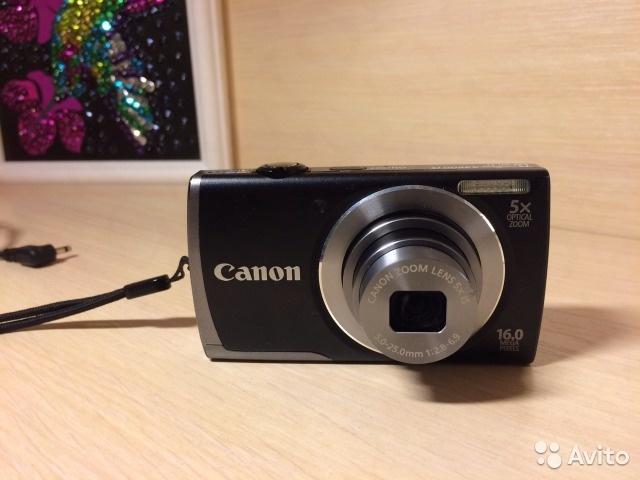 Фотоаппарат canon 3500 wi-fi