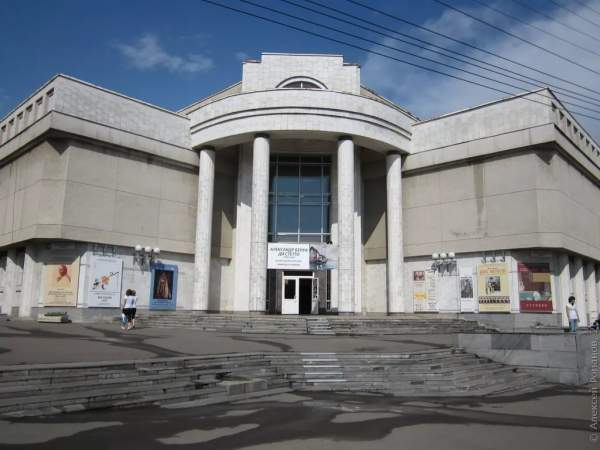 Музей имени Васнецовых